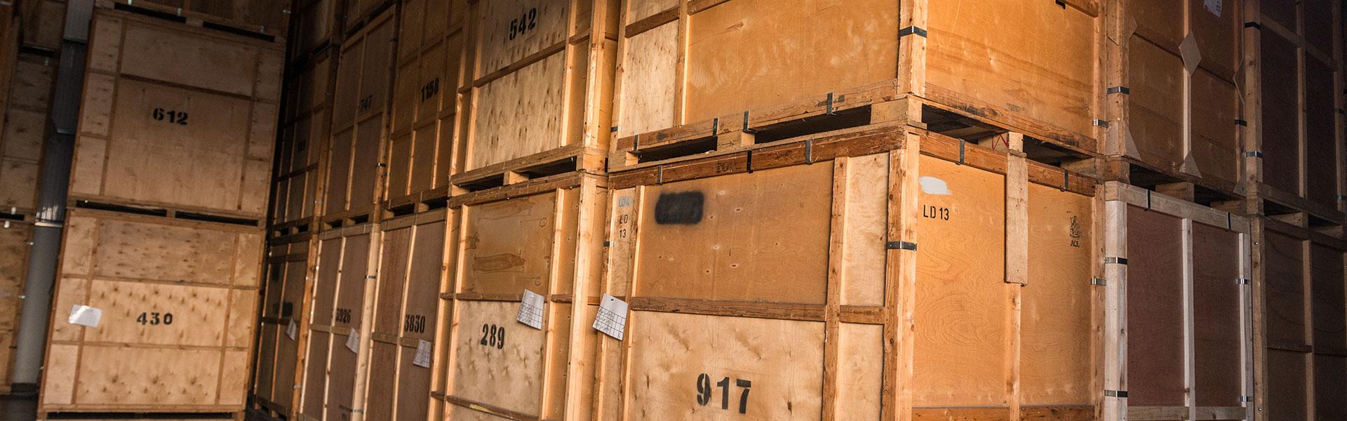 Containerised Storage