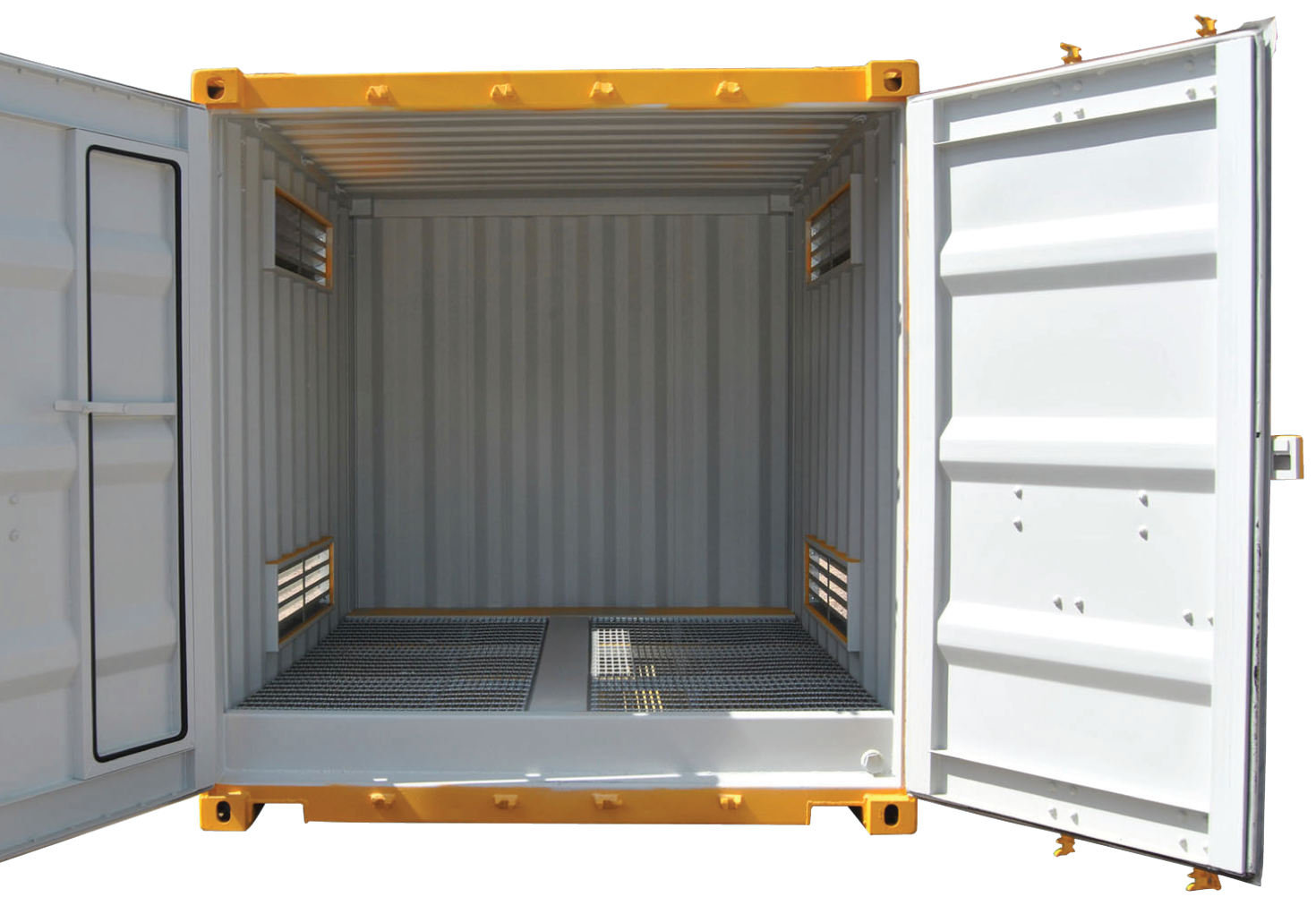 Storage in Containers